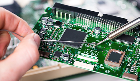 Production PCB Assembly